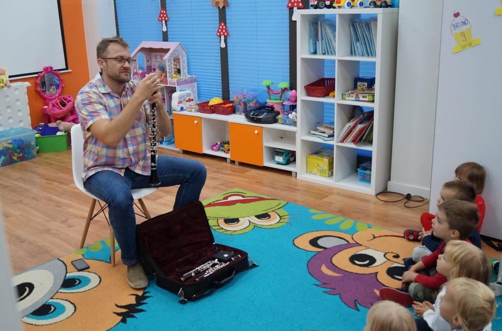 Koncert Uniwersytetu Muzycznego dla Dzieci