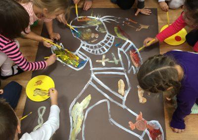 Projekt edukacji artystycznej – starożytność