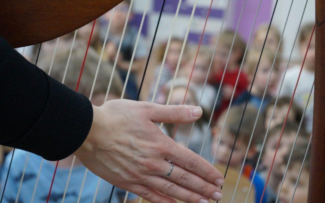 Uniwersytet Muzyczny-Harfa